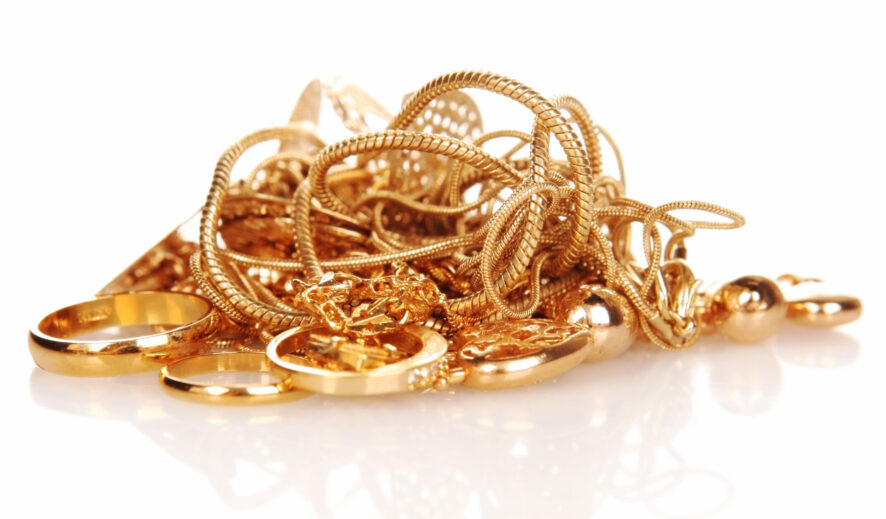 Sell Your Scrap Gold and Unwanted Jewelry for Cash