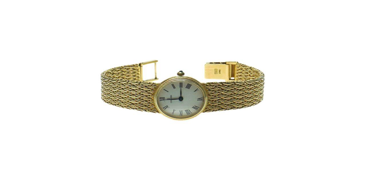 Ladies 14k Gold Watch